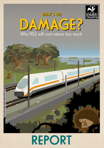 HS2 Report Cover