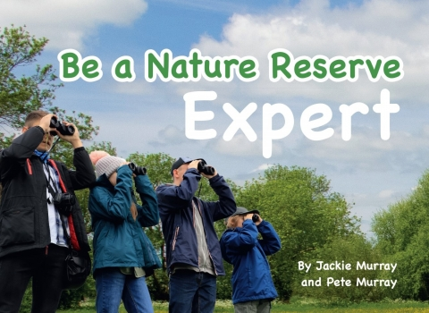 Nature reserve expert book cover